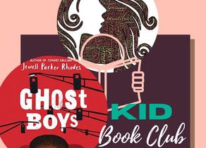BIPOC Kids Sept. Book-Club Ghost Boys