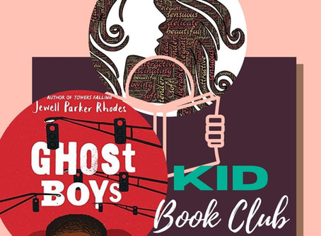 BIPOC Kids Sept. Book-Club Ghost Boys