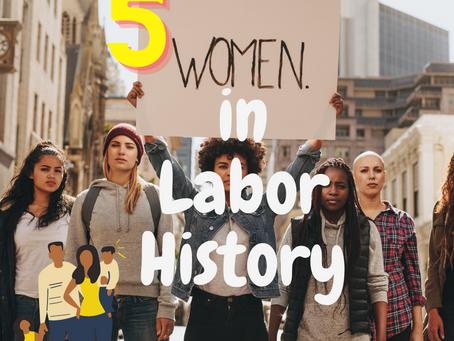 Women in Labor History
