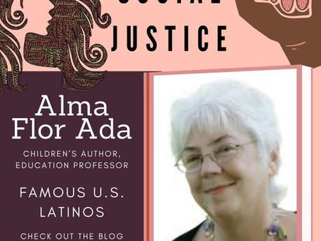 Dr. ALMA FLOR ADA : FAMOUS LATINOS