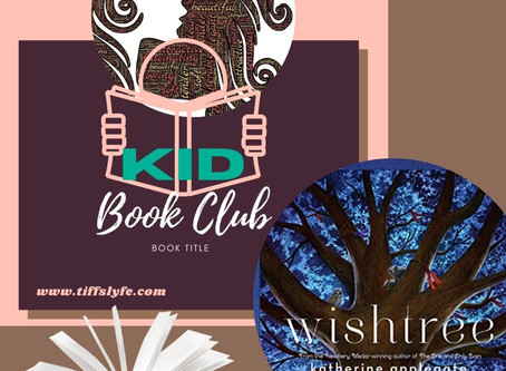 BIPOC OCT. Kids Book-Club WISHTREE