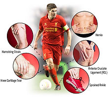 5 injurues soccer player.jpg