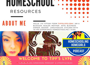 BIPOC  Homeschool Resources