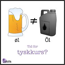 Tyskkurs i Trondheim; Deutschkurs