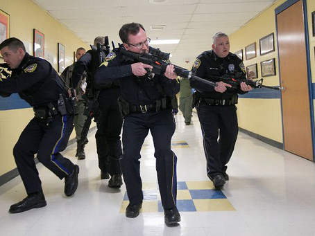 Active Shooter Training Tips