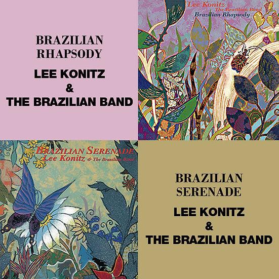 李.柯立茲&西西樂團:巴西狂想曲+巴西小夜曲 (限量2CD豪華決定盤)【Venus】