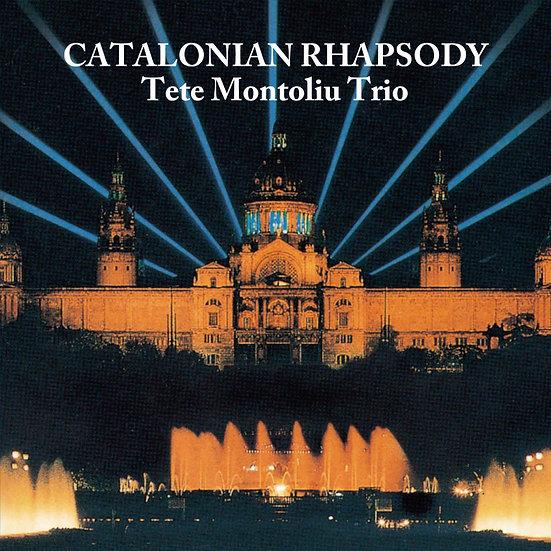 Tete Montoliu Trio: Catalonian Rhapsody (CD) 【Venus】