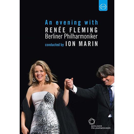 愛之夜~2010年溫布尼音樂會 An Evening with Renee Fleming (DVD) 【EuroArts】