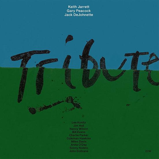 奇斯.傑瑞特 Keith Jarrett: Tribute (2CD) 【ECM】