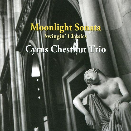 希羅斯.卻斯那特三重奏:月光奏鳴曲 Cyrus Chestnut Trio: Moonlight Sonata (CD) 【Venus】