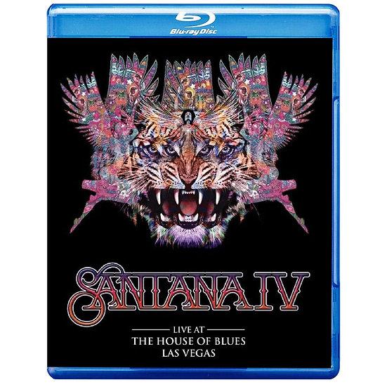 聖塔納樂團:藍調之家演唱會 (藍光Blu-ray) 【Evosound】