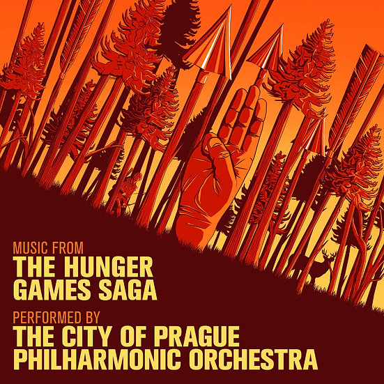 飢餓遊戲傳奇 配樂選集 Music From The Hunger Games Saga (CD) 【Silva Screen】
