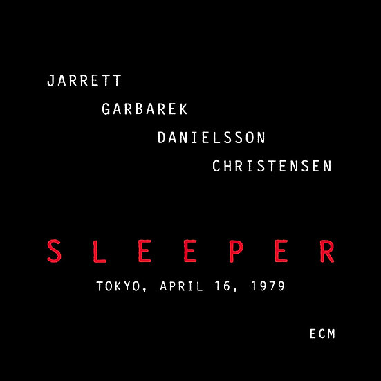 奇斯.傑瑞特歐洲四重奏:睡夢者 Keith Jarrett European Quartet: Sleeper (2CD) 【ECM】