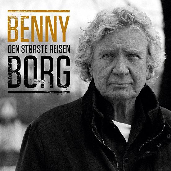班尼.博格:最美的旅程 Benny Borg: Den Største Reisen (CD)