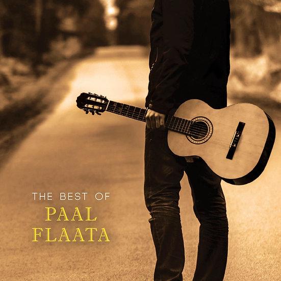 福羅塔:說故事的男人 The Best Of Paal Flaata (CD)