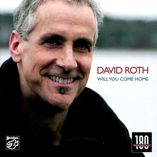 大衛.羅斯:你會回家嗎? David Roth: Will You Come Home (2Vinyl LP) 【Stockfisch】