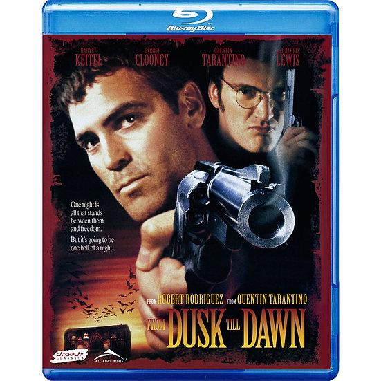 惡夜追殺令 From Dusk Till Dawn (藍光Blu-ray)