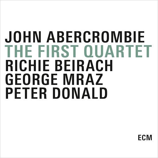 約翰.亞伯孔比四重奏 John Abercrombie Quartet: The First Quartet (3CD) 【ECM】