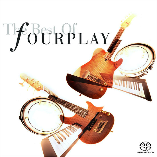 爵士四人行:名曲精選輯(2020高解析版) Best Of Fourplay (2020 Remastered) (SACD)【Evosound】