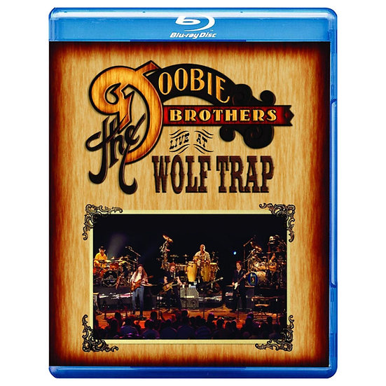 杜比兄弟:沃爾夫查普演唱會 Doobie Brothers: Live at Wolf Trap (藍光Blu-ray) 【Evosound】