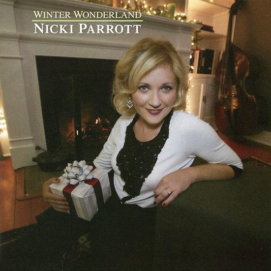 妮基.派洛特:冬之仙境 Nicki Parrott: Winter Wonderland (CD) 【Venus】