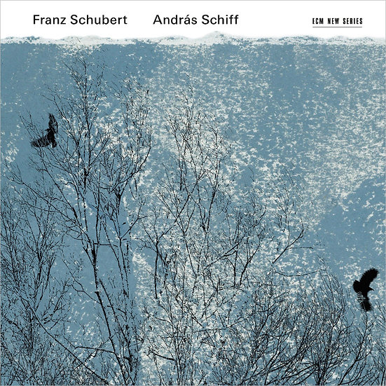 席夫:舒伯特印象 András Schiff: Franz Schubert (2CD) 【ECM】