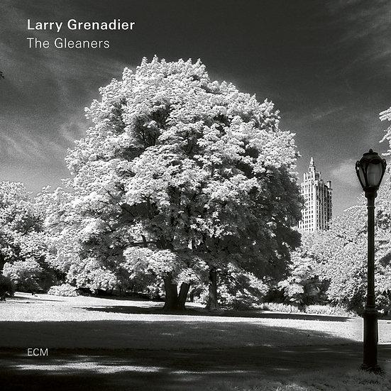 Larry Grenadier: The Gleaners (Vinyl LP) 【ECM】
