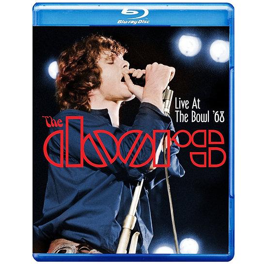 門戶合唱團:1968年好萊塢盃現場演唱會 The Doors: Live At The Bowl '68 (藍光blu-ray) 【Evosound】