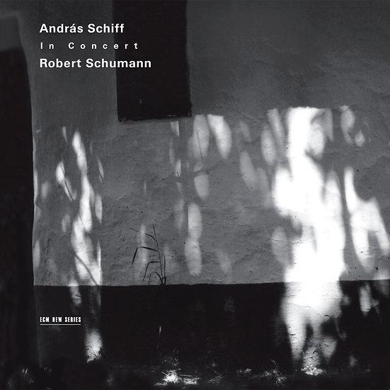 席夫:舒曼音樂會 András Schiff: In Concert - Robert Schumann (2CD) 【ECM】