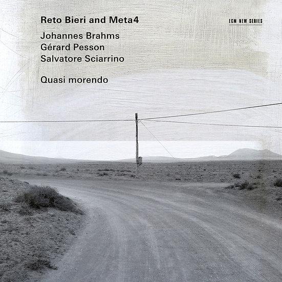 Reto Bieri and Meta4: Quasi Morendo (CD) 【ECM】