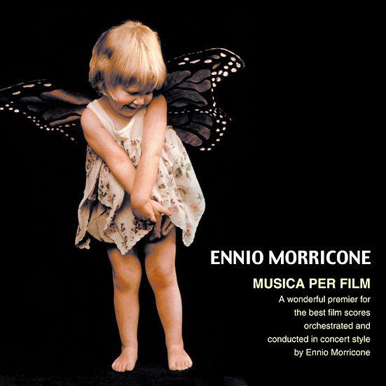 顏尼歐的電影記事(管弦樂版)Ennio Morricone: Musica Per Film (CD)