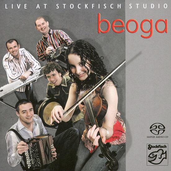 貝哥雅:老虎魚現場 Beoga: Live at Stockfisch Studio (SACD) 【Stockfisch】