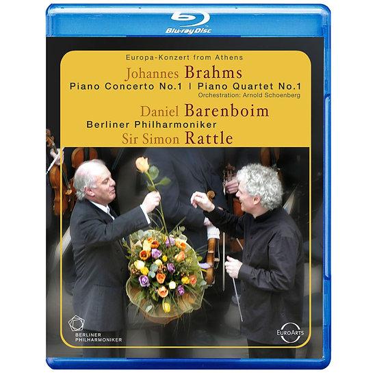 2004歐洲音樂會 在希臘雅典 Europa Konzert from Athens (藍光Blu-ray) 【EuroArts】