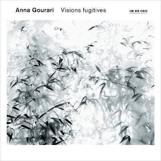 瞬間幻影|鋼琴:安娜.高菈麗 Anna Gourari: Visions fugitives (CD) 【ECM】
