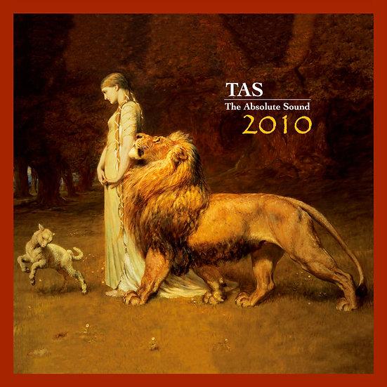 絕對的聲音TAS2010 (限量Vinyl LP)