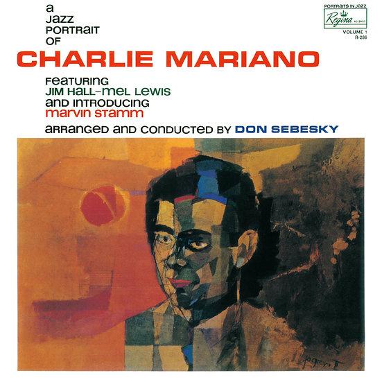 Charlie Mariano Trio: A Jazz Portrait Of Charlie Mariano (Vinyl LP) 【Venus】