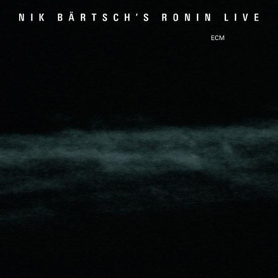 聶.巴奇浪人樂隊:現場精選集總 Nik Bärtsch's Ronin: Live (2CD) 【ECM】
