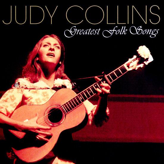 茱蒂.柯林斯:民謠經典 Judy Collins: Greatest Folk Songs (Vinyl LP) 【Evosound】