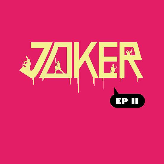 JOKER樂團 EPII (CD)