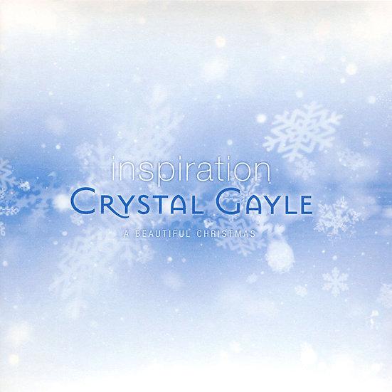 克莉絲朵.蓋兒:美好的聖誕節 Crystal Gayle: Inspiration, A Beautiful Christmas (CD) 【Evosound】