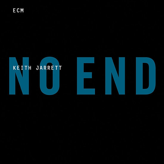 奇斯.傑瑞特:音樂無止盡 Keith Jarrett: No End (2CD) 【ECM】