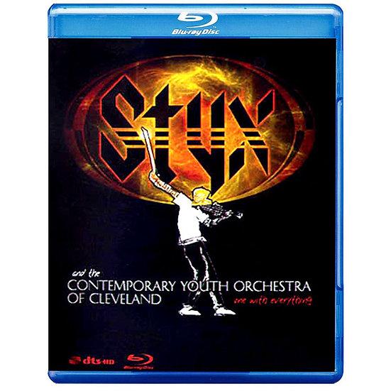 冥河合唱團與克里夫蘭青年管弦樂團 (藍光Blu-ray) 【Evosound】
