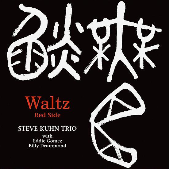 史帝夫.庫恩三重奏:華爾茲~紅面 Steve Kuhn Trio: Waltz ~Red Side (CD) 【Venus】