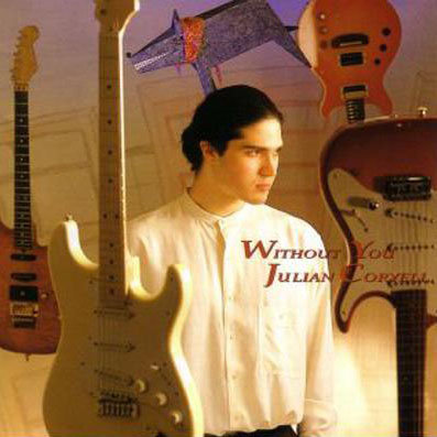 朱利安.柯瑞亞:沒有你 Julian Coryell: Jazzbo (CD) 【Venus】