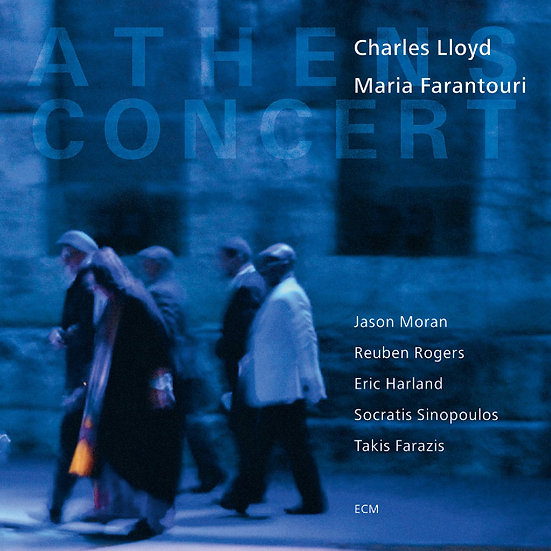 查爾斯.洛伊德 Charles Lloyd / Maria Farantouri: Athens Concert (2CD) 【ECM】