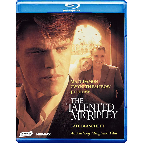 天才雷普利 The Talented Mr. Ripley (藍光Blu-ray)