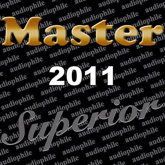 黑色發燒碟 Master Superior Audiophile 2011 (CD) 【Master】