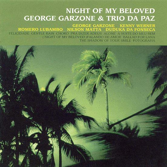 喬治.伽中與達帕茲巴西爵士三重奏:我們鍾愛的夜晚 (CD) 【Venus】