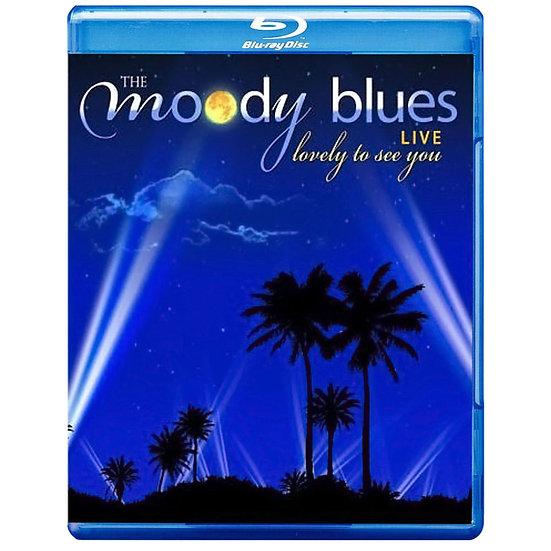 憂鬱藍調:現場演唱會 Moody Blues: Live - Lovely To See You (藍光Blu-ray) 【Evosound】