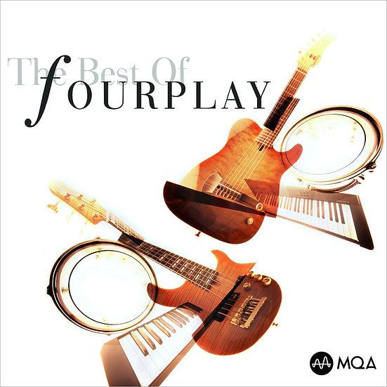 爵士四人行:名曲精選輯(2020高解析版) Best Of Fourplay (2020 Remastered) (MQA CD)【Evosound】